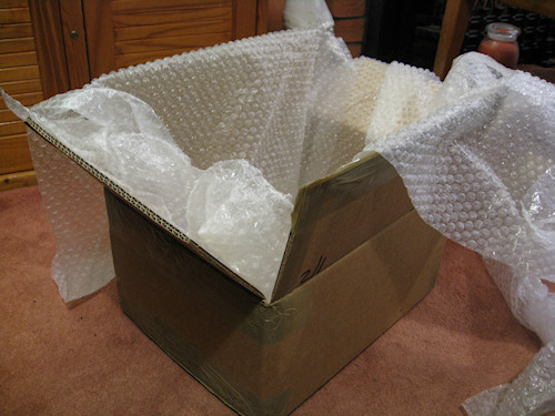 box bubble wrap