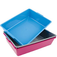 Rabbit Litter Trays & Litter