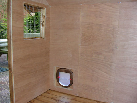 Insulating A Shed The Rabbit House