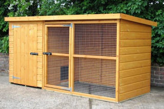 rabbit kennel