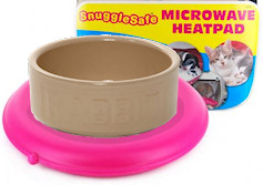 snugglesafe under water bowl