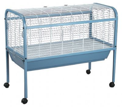 Rabbit Cage Reviews Prevue Tubby Jumbo