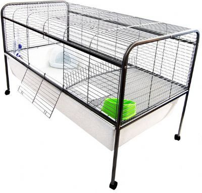 Rabbit Retreat 150 Cage (R6A)